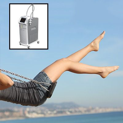 Long Pulsed Nd: YAG Laser Hair Removal