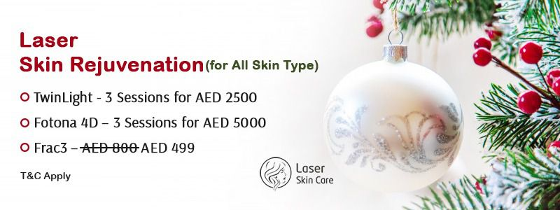 Laser Skin Rejuvenation For All Skin Type TwinLight & Fotona 4D