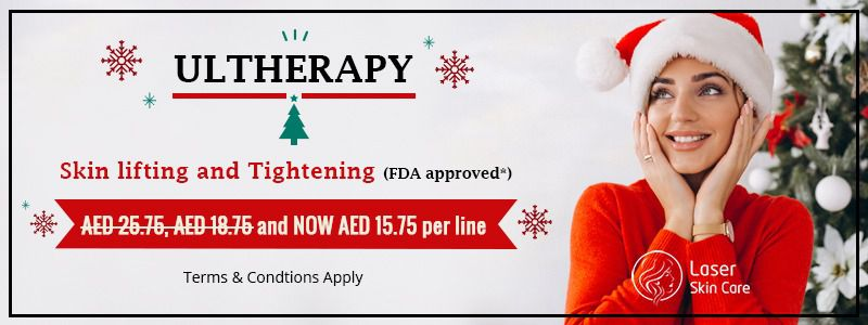 Ultherapy Skin Lifting and Tightening Now AED 15.75 Per Line