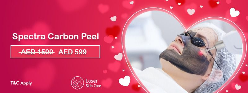 Get the Special Discount on Spectra Carbon Peel AED 599 Only