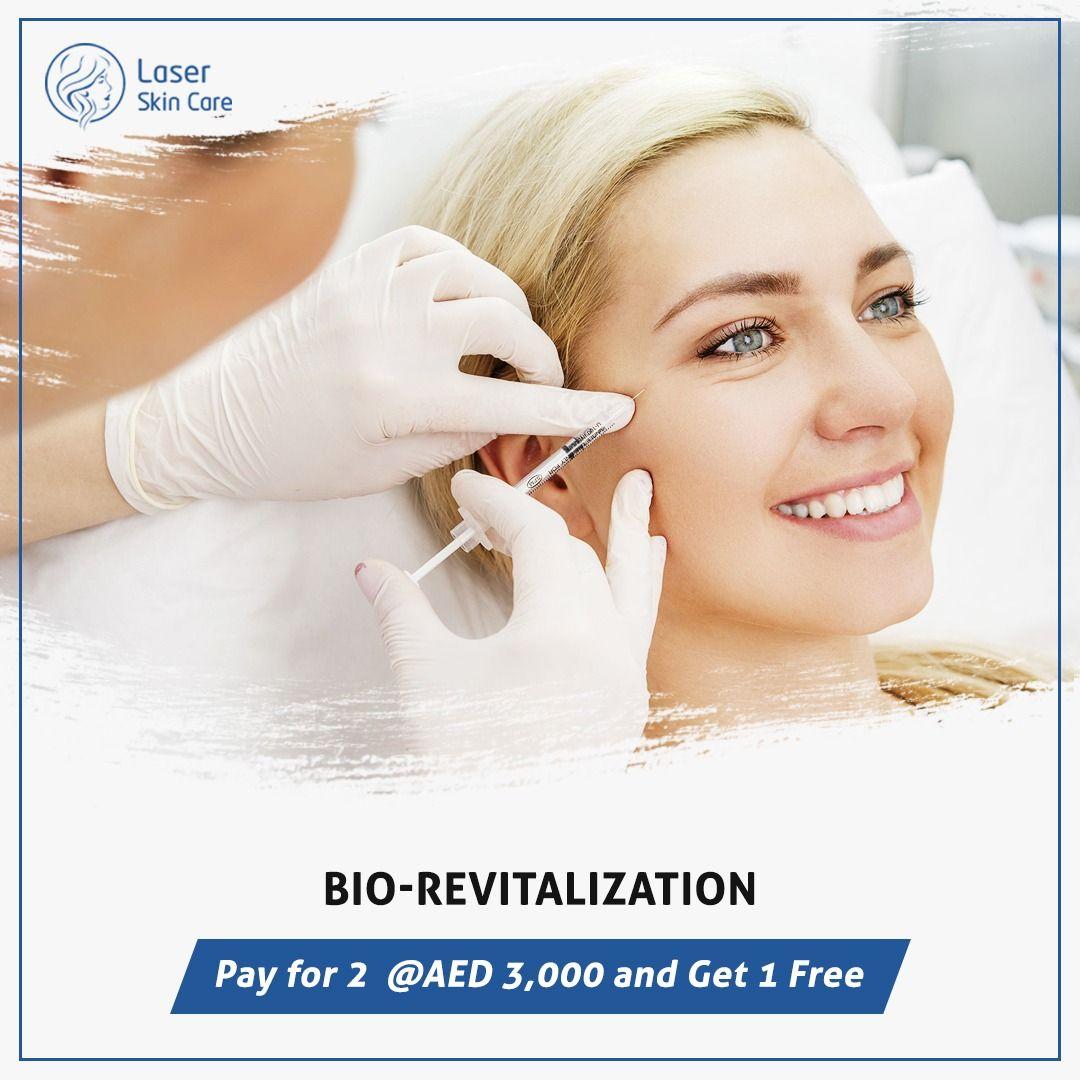 Bio-revitalization