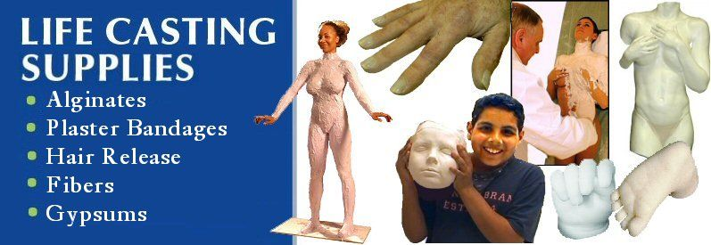 Life Casting and Bodycasting