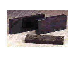 Black Marble Base - Rectangular