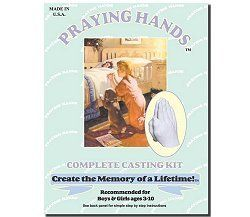Praying Hands Casting Kit