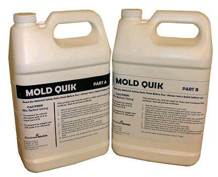 EnvironMolds Mold-Quik Urethane Mold Rubber