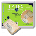 Latex Kit with Trilobite example