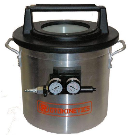 RotoKinetic Vacuum Chambers