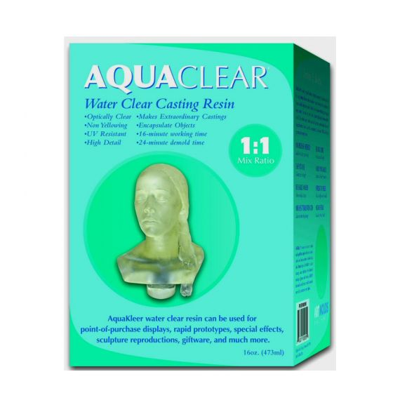 AquaClear Clear Casting Resin