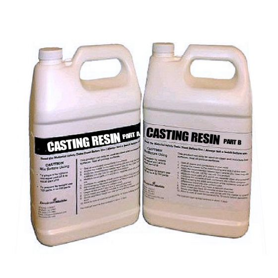 EnvironMolds Casting Resin