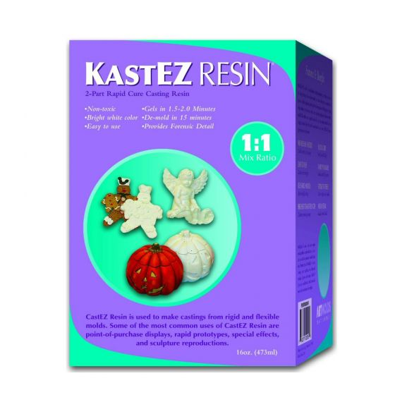 KastEZ Resin for Easy Casting