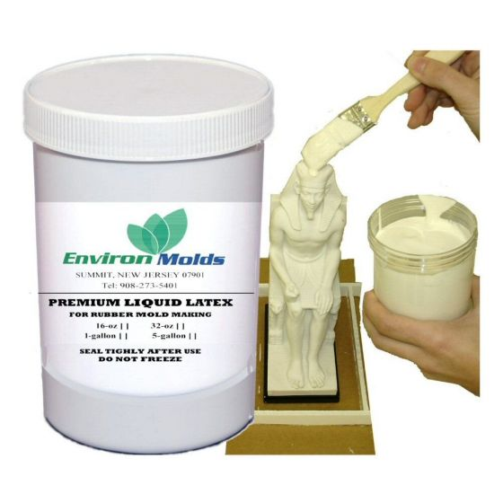 EnvironMolds Premium Latex Casting Rubber