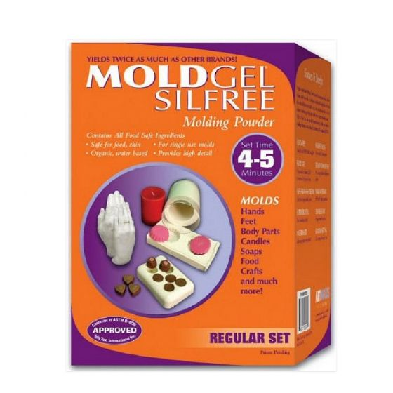 MoldGel Silfree RegularSet Alginate