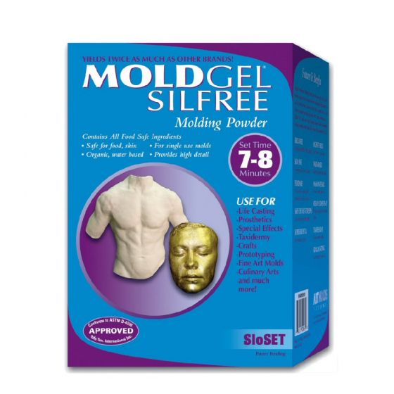 Moldgel SilFee Slo Set Alginate