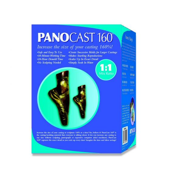 PanoCast 160 Increases Castings by 160%