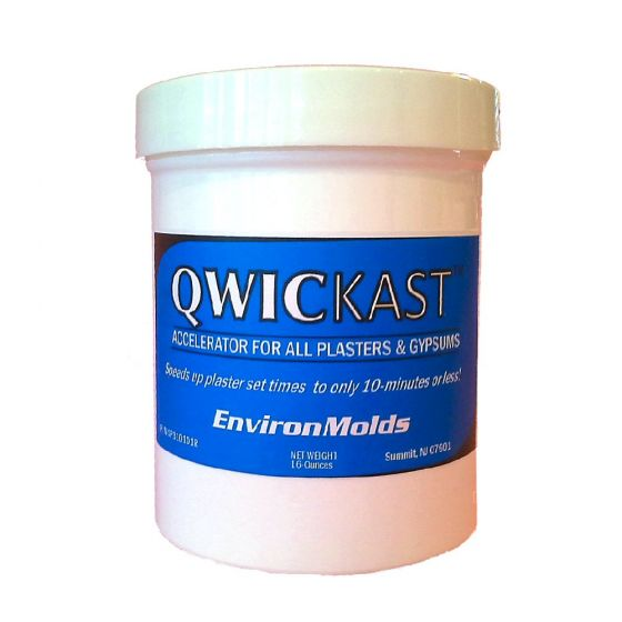 QwicKast Plaster and Gypsum Accelerator