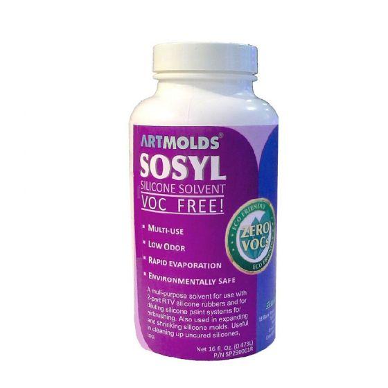 Sosyl Silicone Solvent