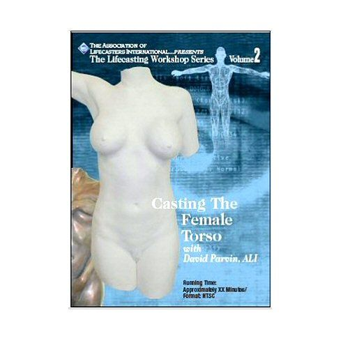 Casting The Female Torso - DVD