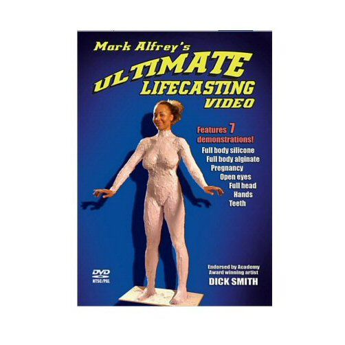 Ultimate Life Casting Video - DVD