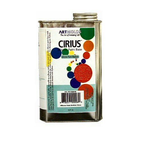 Cirius Silicone Paint Medium
