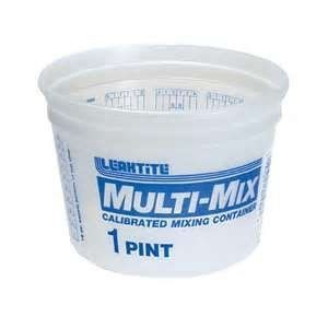 Multi-mix Container 1-Pint