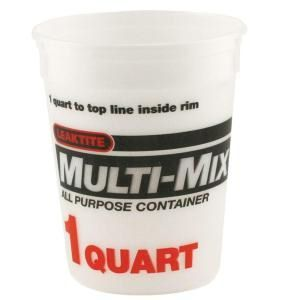 Multi-mix Container 1-Quart