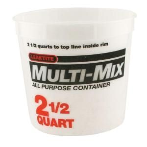 Multi-mix Container 2.5-Quart