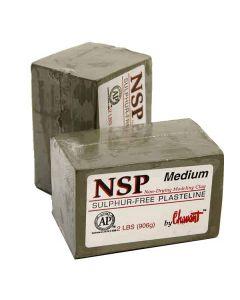 Chavant - NSP Plasteline Clay - Green