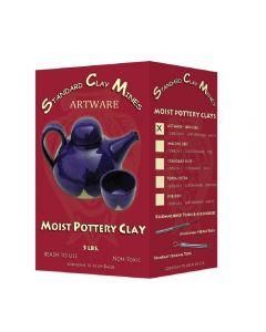 Artware Pottery Clay Eartheware