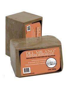 Del Milano Plasticine Clay - Sulfur Free