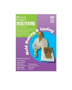 Mastering Mold Making and Casting Vol. 1 -- DVD