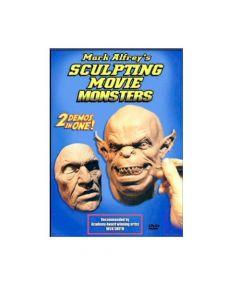 Sculpting Movie Monsters DVD