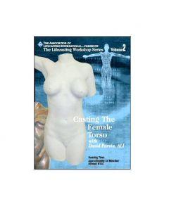 Casting The Female Torso - DVD