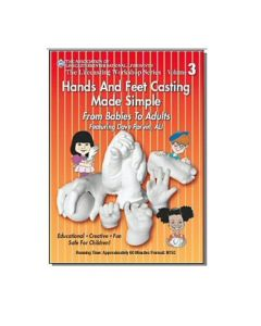 Hands and Feet Casting Made Simple - DVD