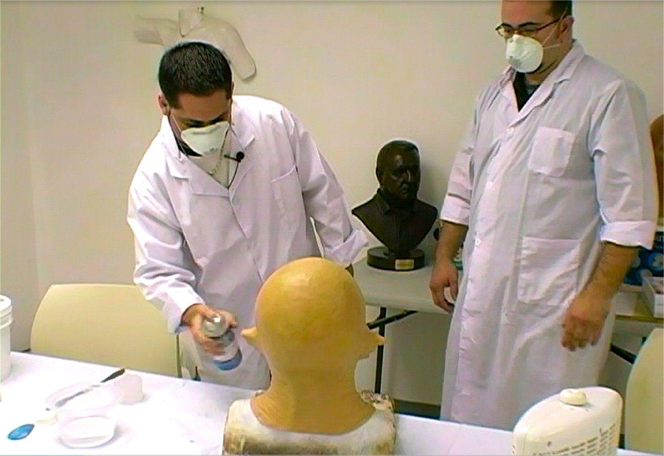 Mask Making  12