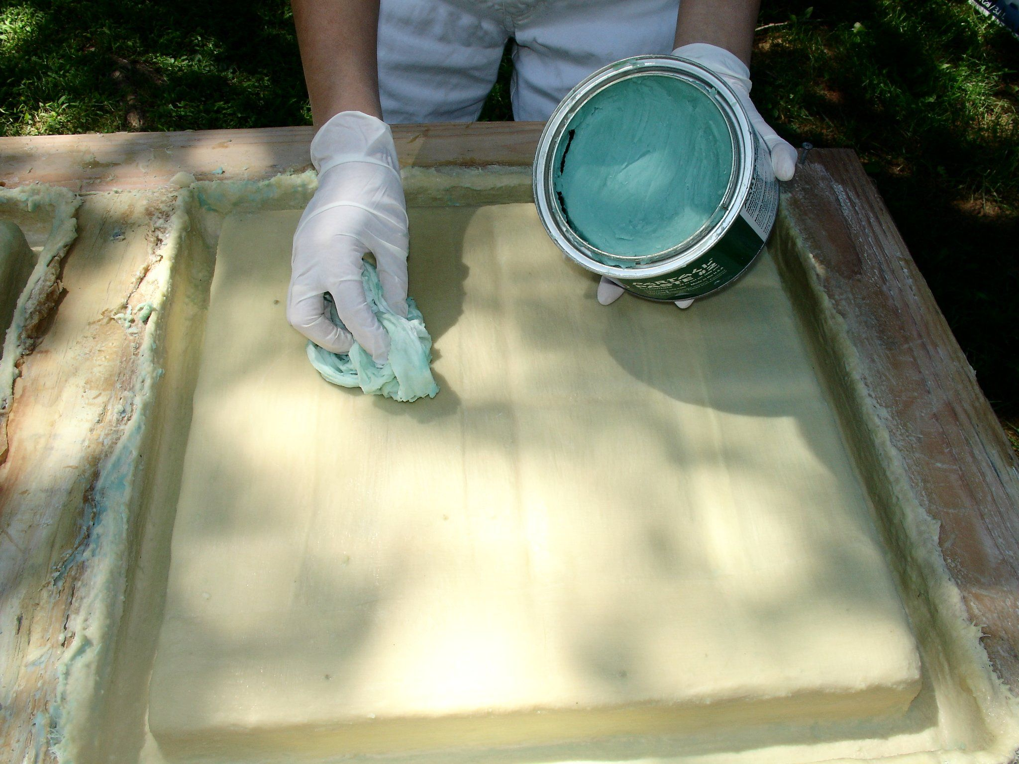 concrete mold making 19a