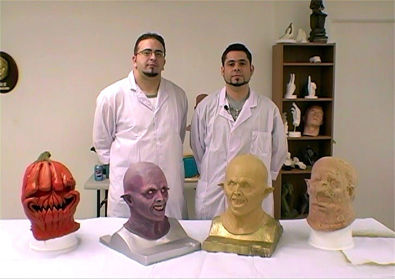 Mask Making  1