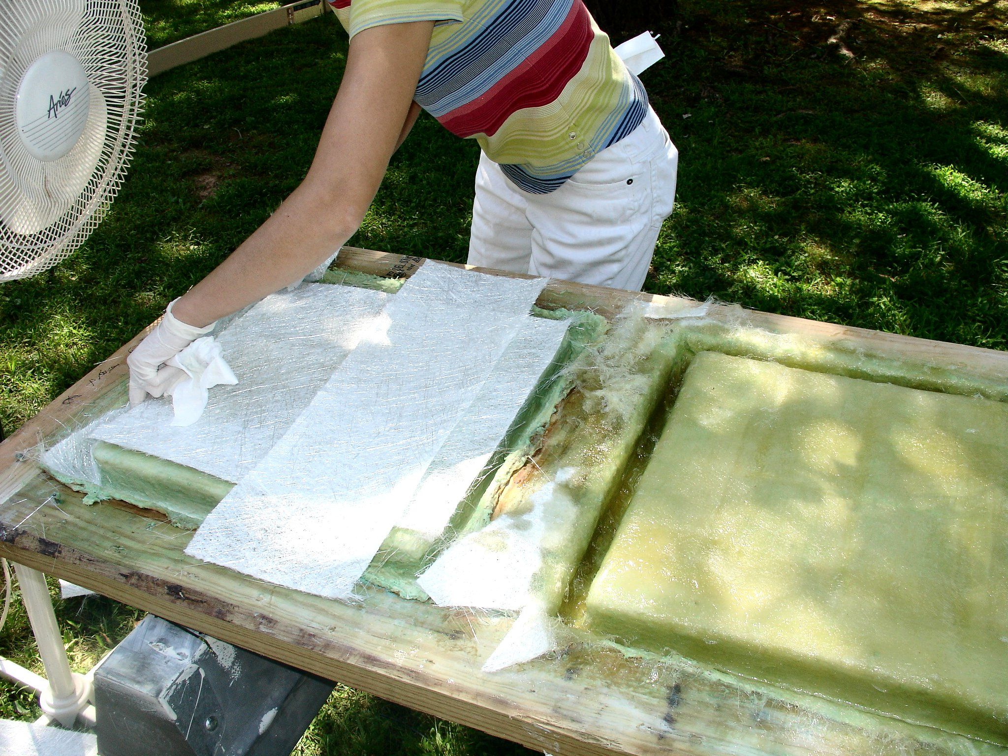 concrete mold making 21