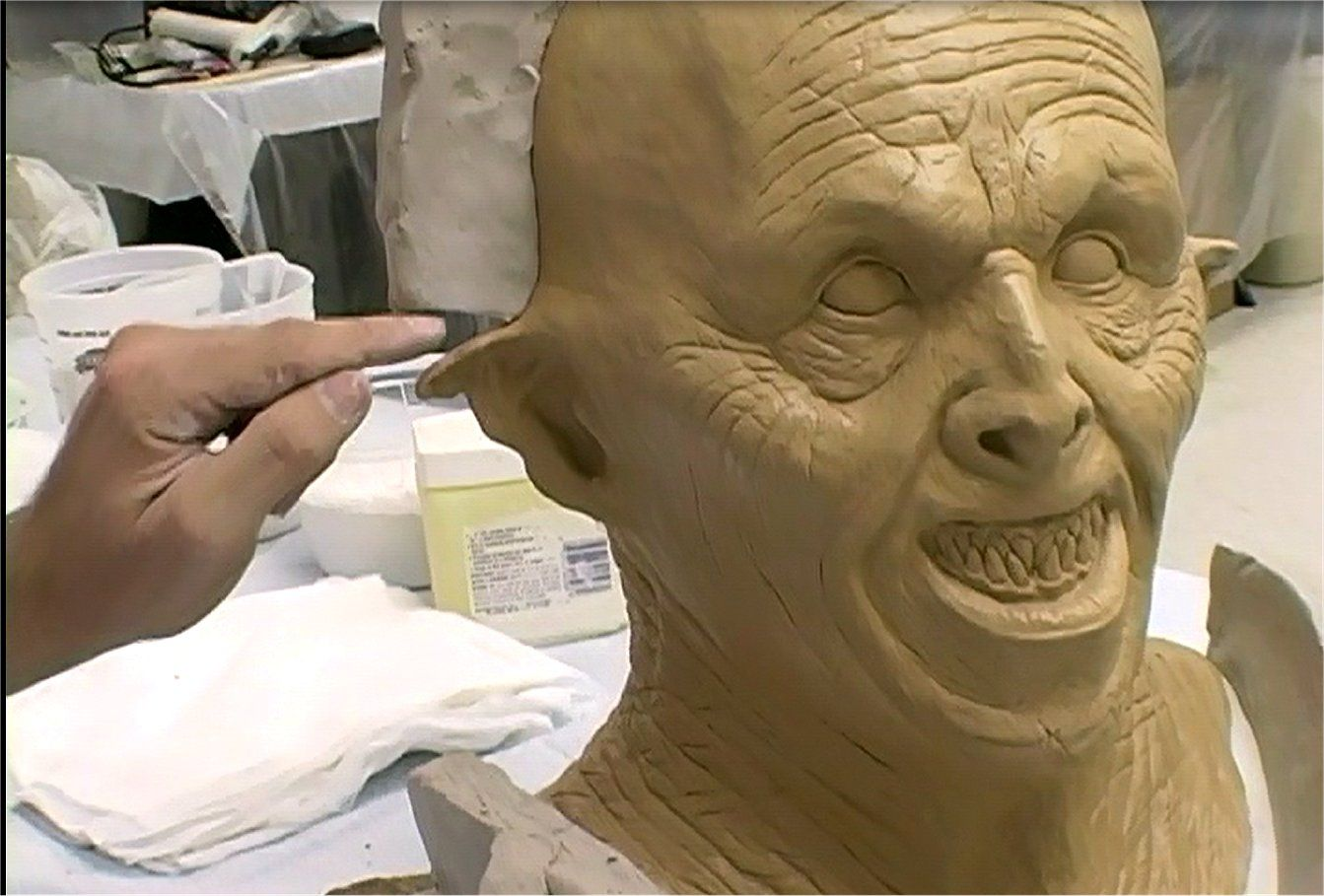 Mask Making 22
