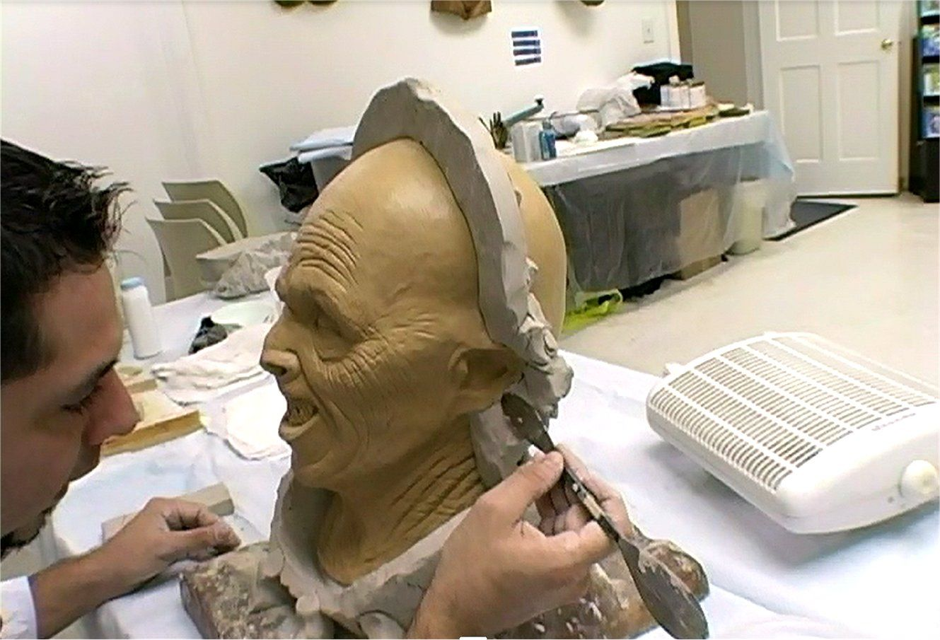 Mask Making 27