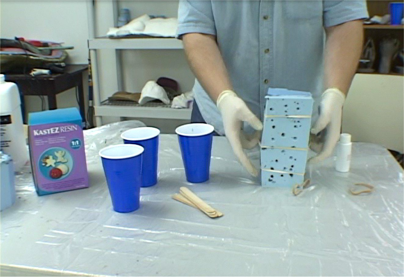 Block Mold Injection 33