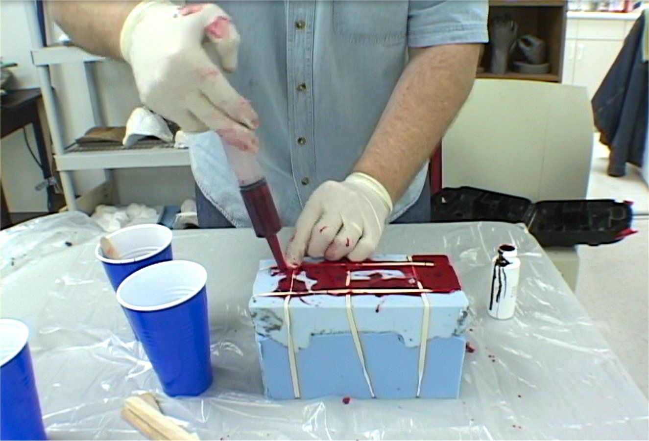 Block Mold Injection 39