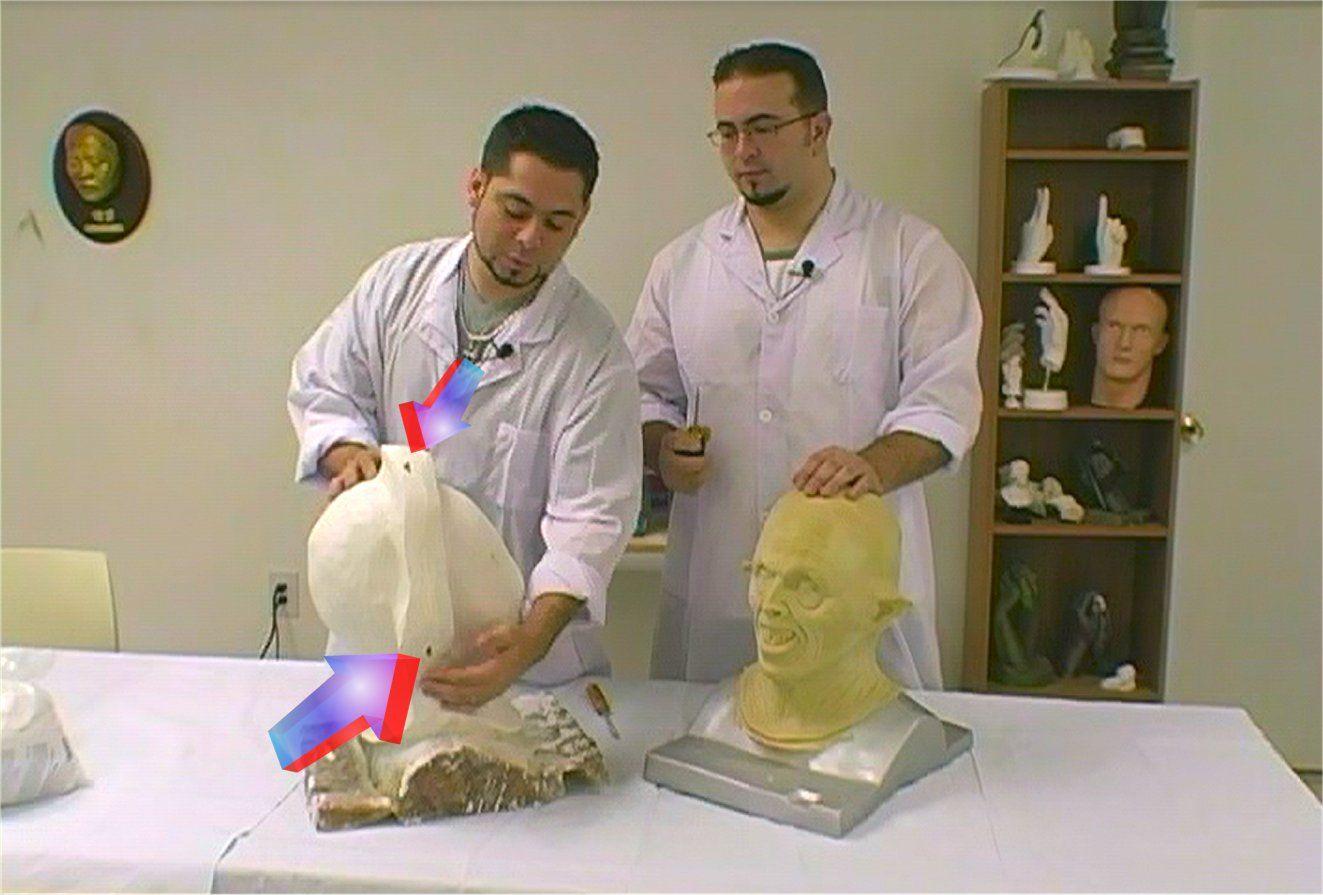 Mask Making 53