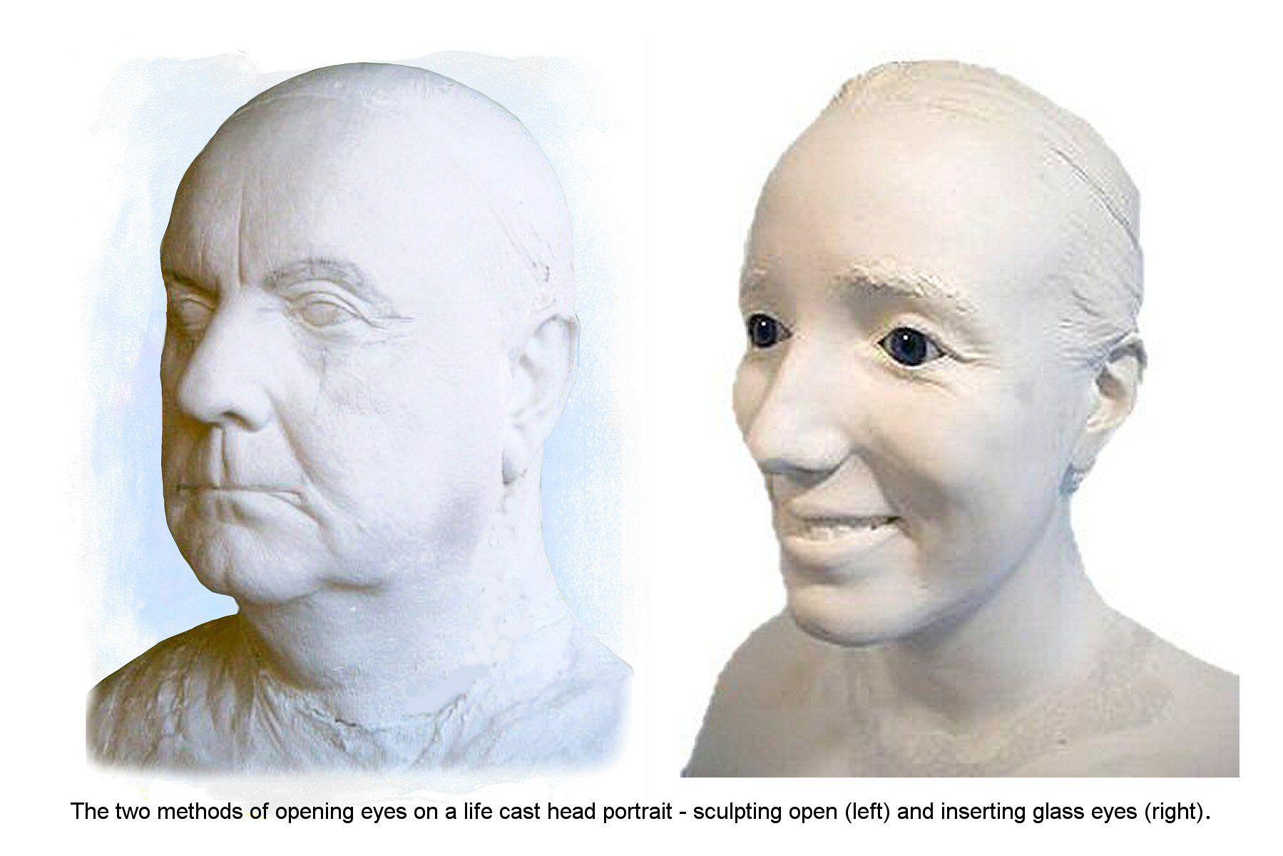 open eye examples