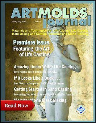 ArtMolds Journal Cover