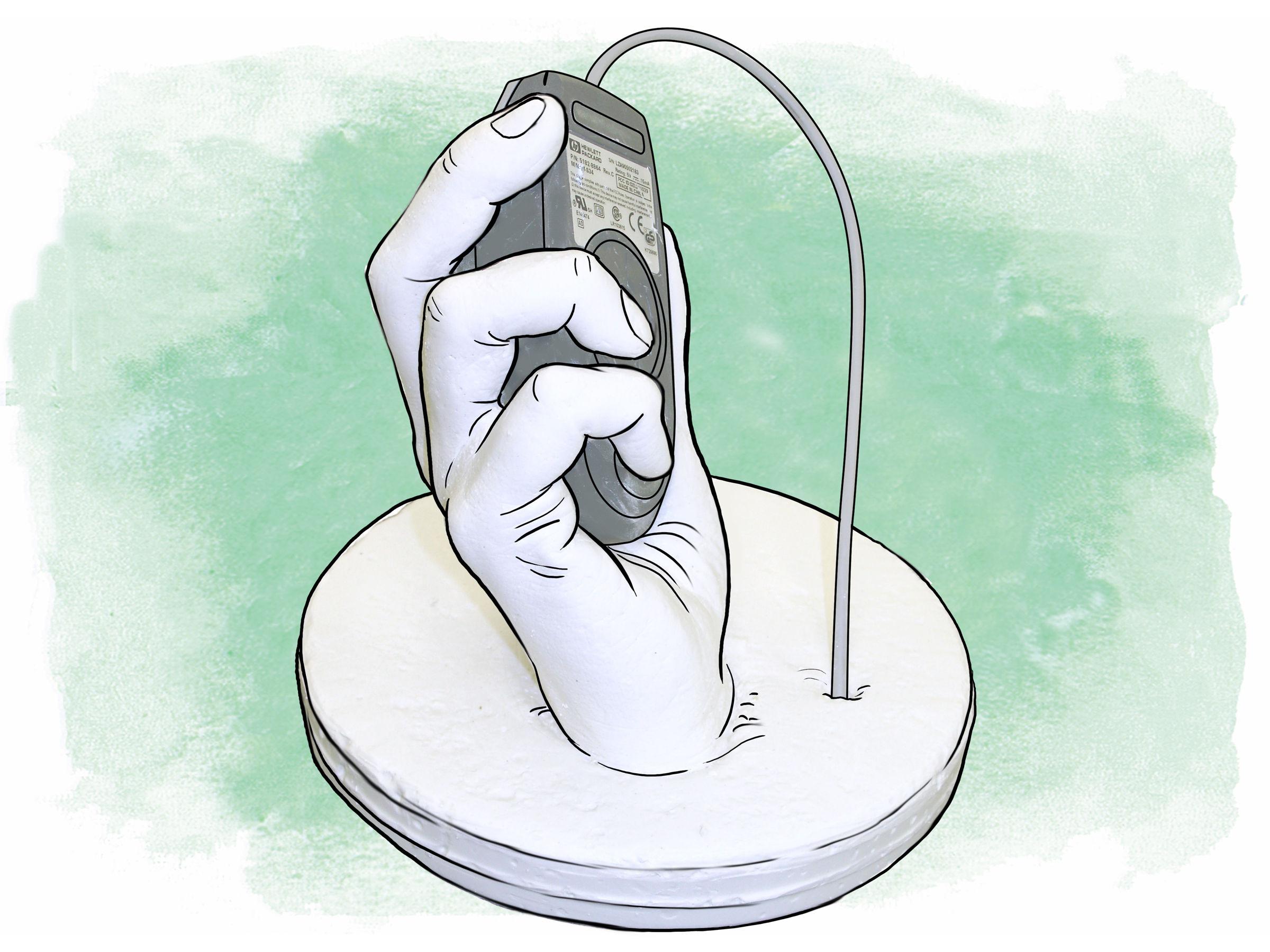 Hand Casting Step 18
