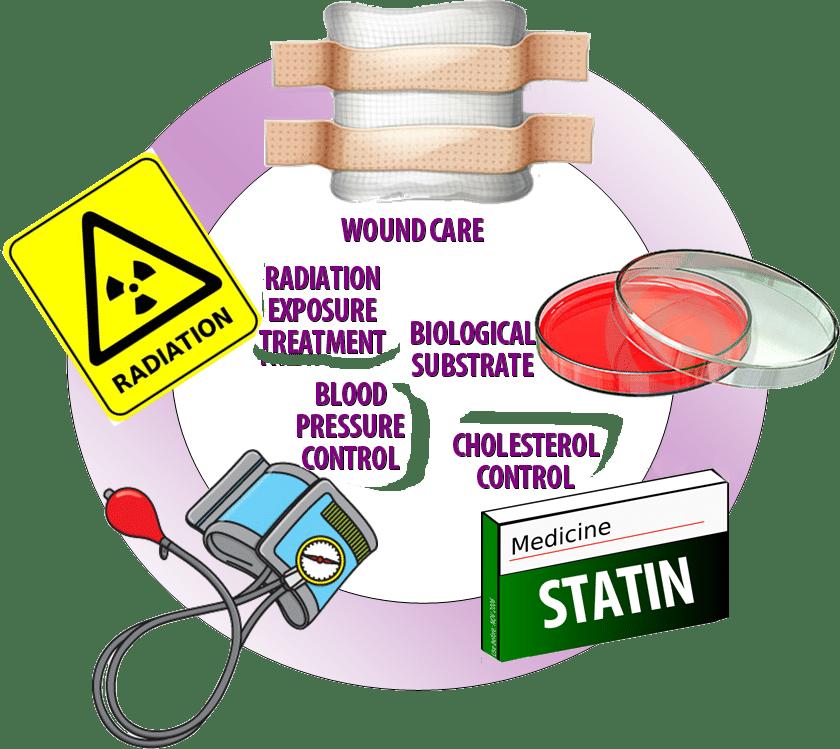 Alginate Medical Uses