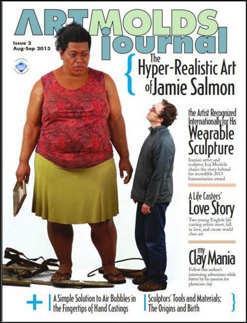 Aug-Sep 2013 ArtMolds Journal