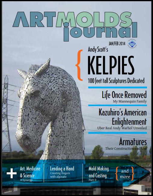 Jan-Feb 2014 ArtMolds Journal