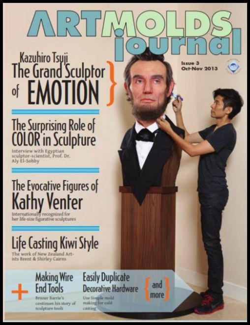 Oct-Dec 2013 ArtMolds Journal