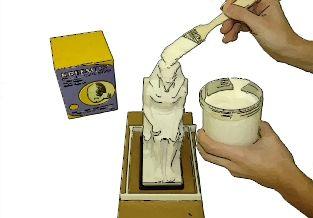 Glove mold 3